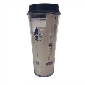 Starbucks Shanghai China Travel Mug Tumbler 16oz